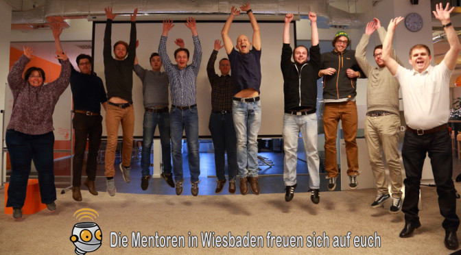Die erste Devoxx4Kids in Wiesbaden findet im April statt
