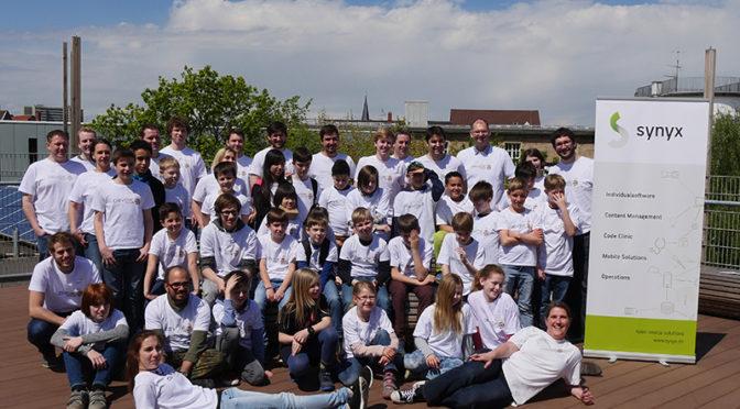 31 Kinder, 4 Workshops und jede Menge Spaß