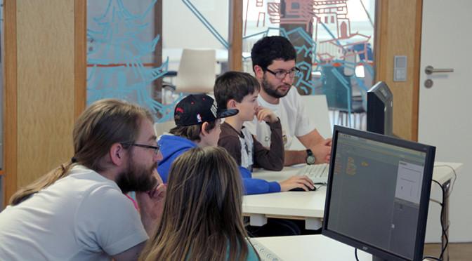 Im Oktober findet die dritte Devoxx4Kids in Karlsruhe statt